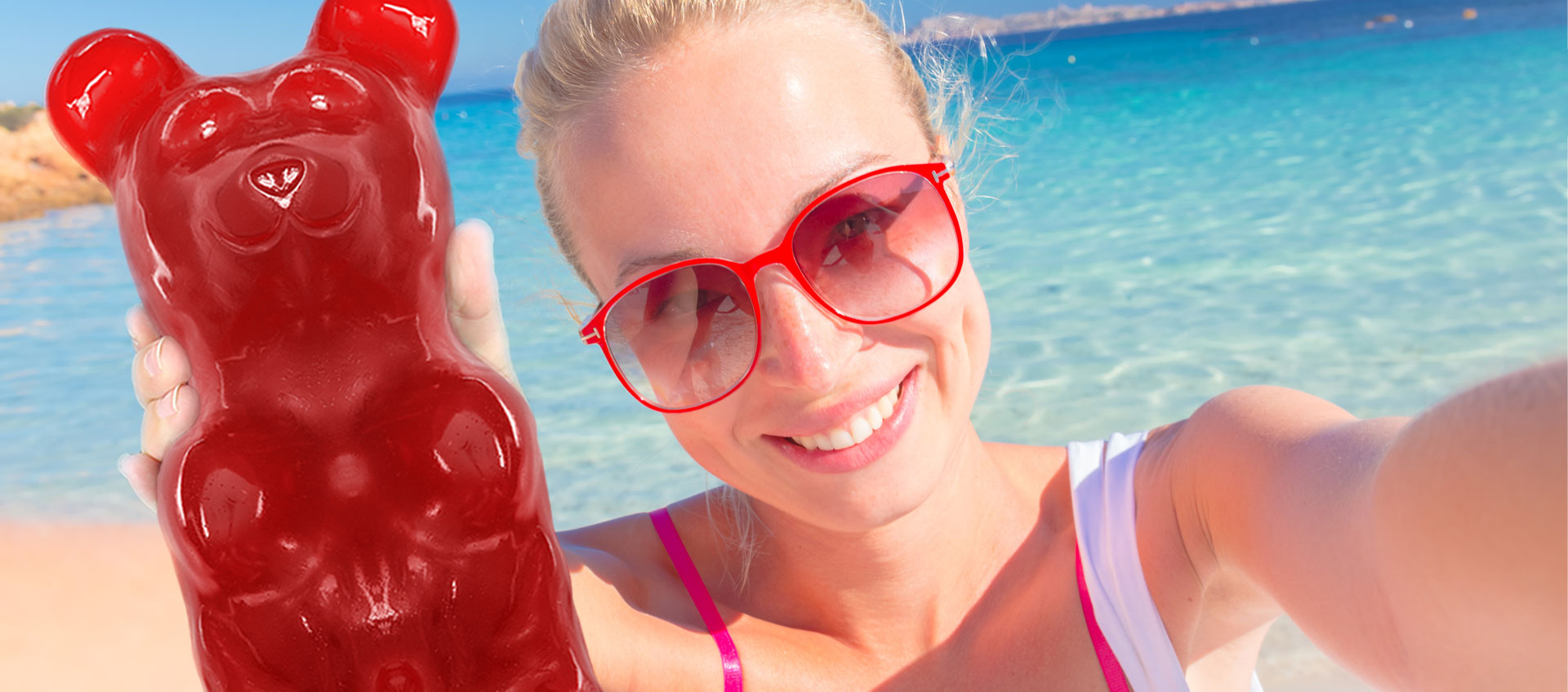 Worlds Largest Gummi Bears And Giant Gummy Bears The Original